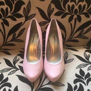 Light Pink X-Appeal Heels